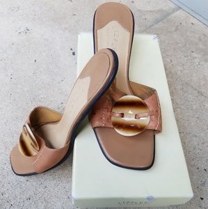Lizflex sandals